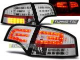 Zadní led světla Audi A4 B7 4/11/03/08 sedan,chrom