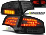 Zadní led světla Audi A4 B7 4/11/03/08 sedan,kouřová