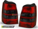 Zadní světla VW Golf 3 09-91-08-97 červená kouřová