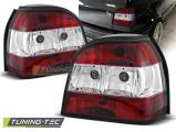 Zadní světla Volkswagen Golf 3 09-91-08-97 červená bílá