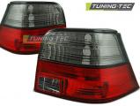 Zadní světla VW Golf 4 09-97-09-03 červená kouřová