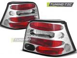 Zadní světla VW Golf 4 09-97-09-03 chrom
