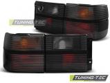 Zadní světla VW Vento 01-92-09-98 černá