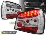 Zadní led světla Audi A3 08-96-08-00 chrom