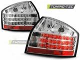 Zadní led světla Audi A4 10-00-10-04 chrom
