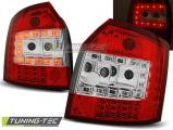 Zadní led světla Audi A4 10-00-10-04 combi červená bílá
