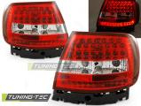 Zadní led světla Audi A4 11-94-09-00 červená bílá