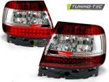 Zadní led světla Audi A4 B5 11-94-09-00 červená bílá