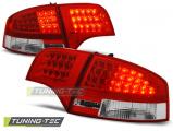 Zadní led světla Audi A4 B7 11. - 11-07.sedan červená bílá