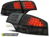 Zadní led světla Audi A4 B7 11.- 11-07.sedan kouřová