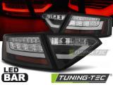 Zadní led světla Audi A5 07-06-11 černá