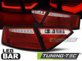Zadní led světla Audi A5 07-06-11 červená bílá