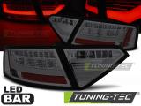 Zadní led světla Audi A5 07-06-11 kouřová