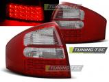 Zadní led světla Audi A6 05-97-05-04 sedan červená bílá