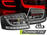 Zadní led světla Audi A6 C6 sedan 04-04-08 7PIN černá