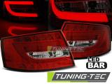 Zadní led světla Audi A6 C6 sedan 04-04-08 7PIN červená bílá