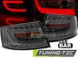 Zadní led světla Audi A6 C6 sedan 04-04-08 7PIN kouřová