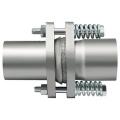 Výfuková pružná spojka Powersprint - průměr 63,5mm