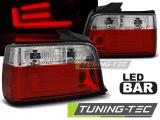 Zadní led světla BMW E36 12/90-08/99 sedan červená bílá
