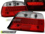 Zadní led světla BMW E38 06/94-07/01 červená bílá