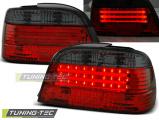 Zadní led světla BMW E38 06/94-07/01 červená kouřová