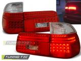 Zadní led světla BMW E39 97-08/00 touring červená bílá