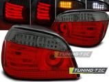 Zadní led světla BMW E60 07/03/07 červená kouřová
