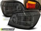 Zadní led světla BMW  E60 07/03-07 kouřová