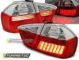 Zadní led světla BMW E90 03 / 05-08 / 08 červená bílá