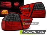 Zadní led světla BMW E90 03/05/08/08 červená kouřová