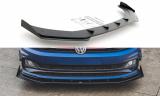 Přední spoiler nárazníku Volkswagen Polo GTI Mk6 2017-