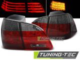 Zadní led světla BMW E61 04/03/07 touring červená kouřová