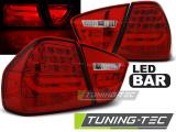 Zadní led světla BMW E90 03/05-08/08 červená