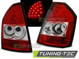 Zadní led světla Chrysler 300C / 300 09-10 červená bílá led