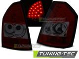 Zadní led světla Chrysler 300C / 300 09-10 červená kouřová led