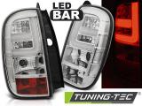 Zadní led světla Dacia Duster 04/10- led bar chrom