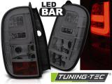 Zadní led světla Dacia Duster 04/10- led bar kouřová