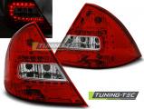 Zadní led světla Ford Mondeo MK3 09/00-07 červená bílá led