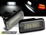 LED osvětlení SPZ MERCEDES W203 Kombi