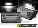 LED osvětlení SPZ Citroen C5 4D Sedan 01-08