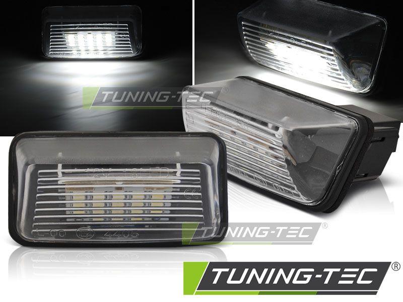 TUNINGTEC LED osvětlení SPZ Citroen Xsara Picasso