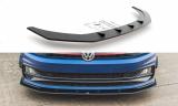 Přední spoiler nárazníku Volkswagen Polo GTI Mk6 2017 -