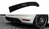 Středový spoiler pod zadní nárazník VW Polo mk5 GTI 2015 -