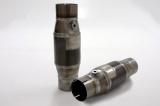 Závodní katalyzátor Simons - 100CPSI - 102 x 275mm - 76mm (homologace SBF/FIA)