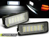 LED osvětlení SPZ VW New Beetle 2006-