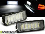 LED osvětlení SPZ VW Polo 2001-2009
