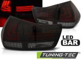 Zadní led světla Lexus RX 330/350 03-08 červená kouřová led bar