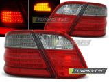 Zadní led světla Mercedes CLK W208 03/97-04/02 červená kouřová led