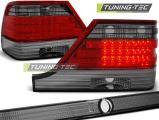 Zadní led světla Mercedes W140 95-10/98 červená kouřoová led