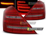 Zadní led světla Mercedes W221 S-CLASS 05-09 červená bílá led